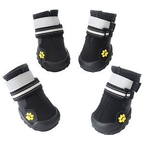 ASMPET Waterproof Dog Boots