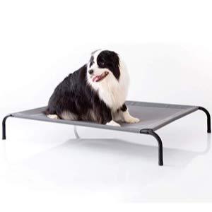 Petsure Cooling Raised Dog Cot