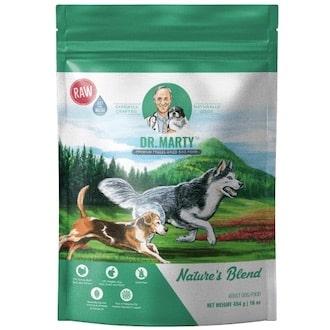 Dr. Marty Nature's Blend Dog Food