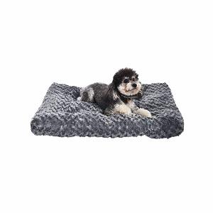 AmazonBasics Plush Dog Pet Bed Pad