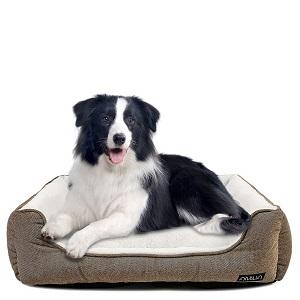 ANWA Durable Dog Bed Machine Washable