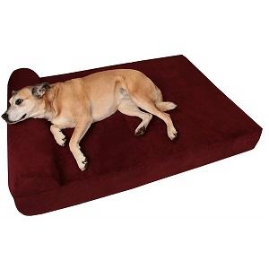 Big Barker 7″ Pillow Orthopedic Dog Bed