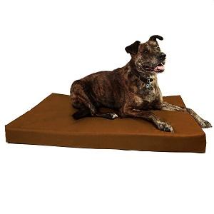 Big Barker Orthopedic Dog Crate Pad