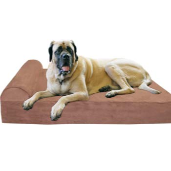 Big Barker Pillow Top Orthopaedic made in the USA Dog Bed