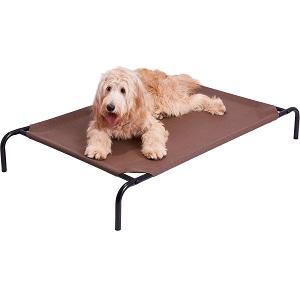 Frisco Steel Framed Elevated Dog Bed