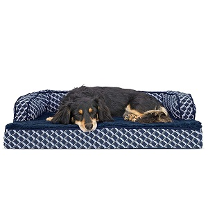 Furhaven Pet Orthopedic Dog Bed