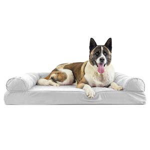 Furhaven Sofa Style Pet Bed