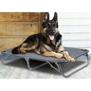 GigaTent Elevated Steel FramePet Dog Bed