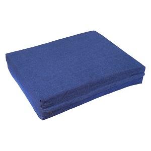 Go Pet Club Solid Memory Foam Bed