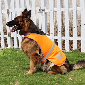 Hiado Dog Reflective Safety Vest High Visibility