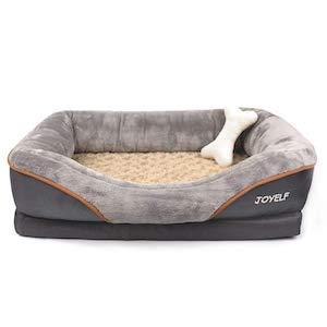Joyelf Memory Foam Pet Bed