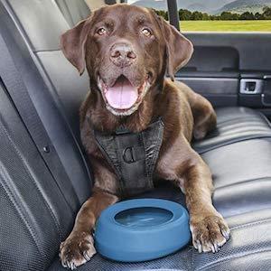 Kurgo No-Spill Portable Dog Bowl