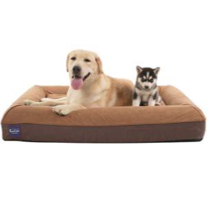 Laifug Orthopedic Memory Foam Large Sofa Pet Bed