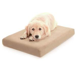 Milliard Premium Memory Foam Dog Bed