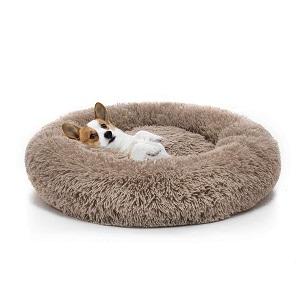 MIXJOY Orthopedic Dog Bed Comfortable Donut Cuddler