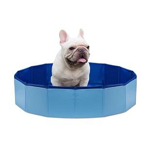 NHILES Portable Pet Dog Bathing Tub