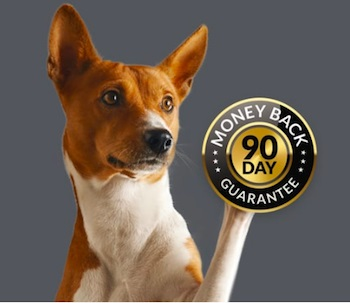 Nutra Thrive For Dogs Money Back Guarantee
