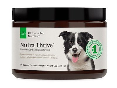 Nutra Thrive for Dogs