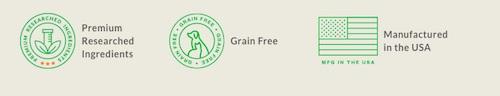 Nutra Thrive Ingredients