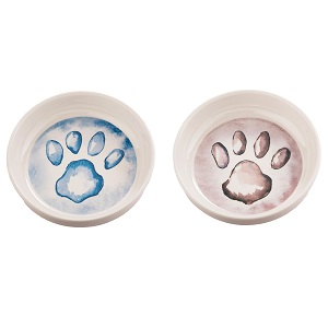 ORE Pet Water Color Paws Dog