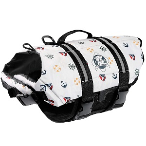 Paws Aboard Pet Life Jacket For Dogs
