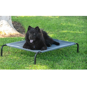 Paws & Pals Elevated Dog Bed Steel Frame