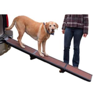 Pet Gear Full Length Ramp Patented Compact Easy-Fold Design