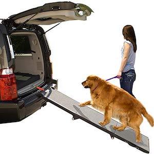 Pet Gear Tri-Fold Ramp 71 Inch Long Extra Wide