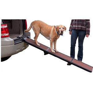 Pet Gear Tri-Fold Ramp For SUV
