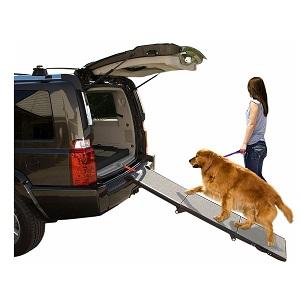 Pet Gear Tri-Fold Ramp Portable Ramp for Dog