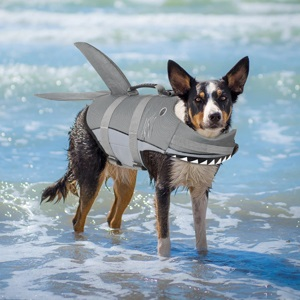Petacc Dog Life Jacket Pet Floatation Vest Dog