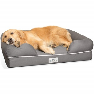 PetFusion Ultimate Dog Bed Memory Foam