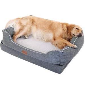 PLS Birdsong Fusion Orthopedic Dog Bed