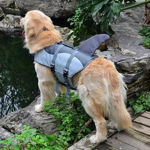 Queenmore Dog Ripstop Life Jacket