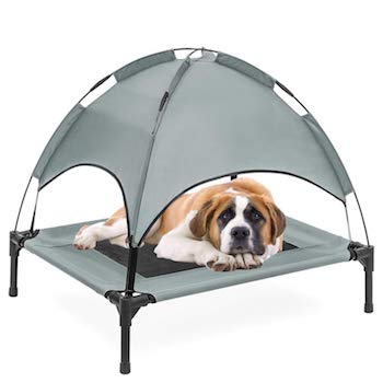 RELIANCER Elevated Outdoor Pet Bed