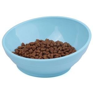 Think Pet Slanted Food Bowl for Dogs