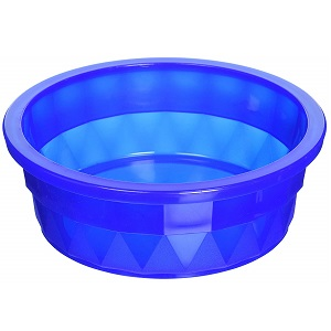Translucent Crock Style Dish for Dogs