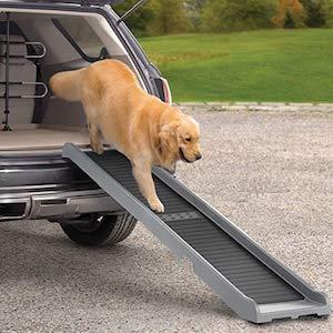 WeatherTech PetRamp High-Traction Foldable Dog Ramp
