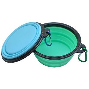 WootPet Collapsible BPA Free Dog Bowl