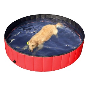 Yaheetech Foldable Pool for Dogs